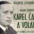 Karel Čapek a Volary 2